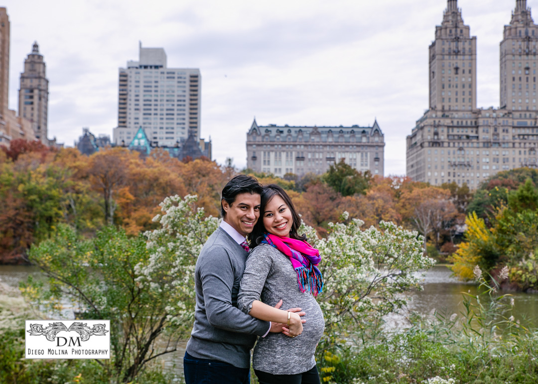 NYC Maternity Photography Studio